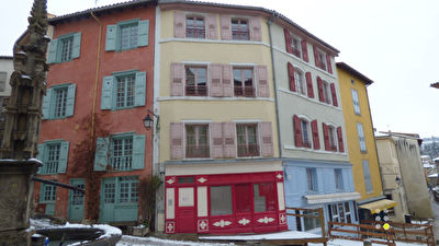 COMMERCIAL LE PUY EN VELAY - 35 m2