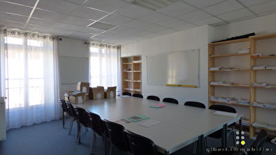 LOCAL PROFESSIONNEL 162 m²
